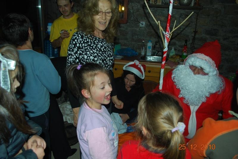 Коледа в Небесните Пасбища 2010